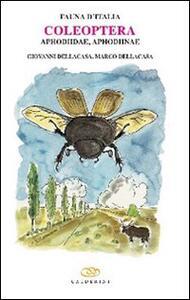 Coleoptera. Vol. 41: Aphodiidaeaphodiinae. - Giovanni Dellacasa,Marco Dellacasa - copertina