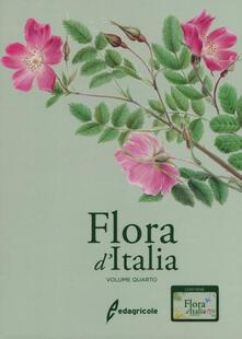 Flora dItalia. Con USB Flash Drive. Vol. 4.pdf