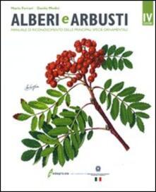 Filippodegasperi.it Alberi e arbusti. Manuale di riconoscimento delle principali specie ornamentali Image