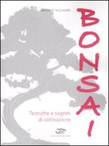 Steamcon.it Bonsai. Tecniche e segreti di coltivazione Image