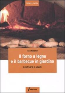 Librisulladiversita.it Il forno a legna e il barbecue in giardino. Costrurli e usarli Image