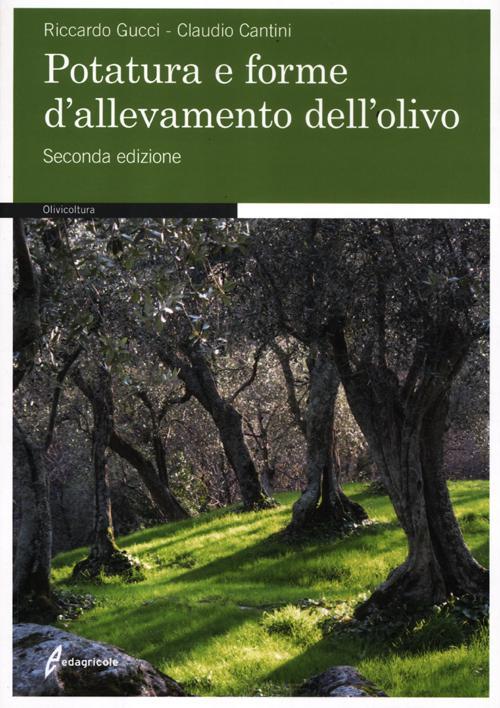Image of Potatura e forme di allevamento dell'olivo