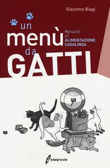 Un menù da gatti. Manuale di alimentazione casalinga.pdf