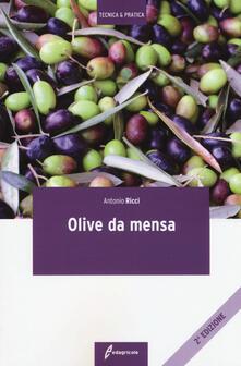 Tegliowinterrun.it Olive da mensa Image