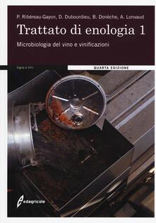 Winniearcher.com Trattato di enologia. Vol. 1: Microbiologia del vino e vinificazioni. Image