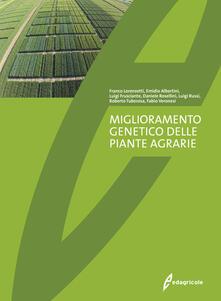 Secchiarapita.it Miglioramento genetico delle piante agrarie Image