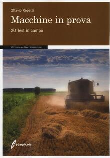 Amatigota.it Macchine in prova. 20 test in campo Image