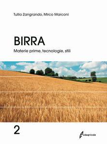 Camfeed.it Birra. Vol. 2: Materie prime, tecnologie, stili. Image