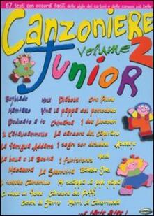 Osteriacasadimare.it Canzoniere junior. Vol. 2 Image