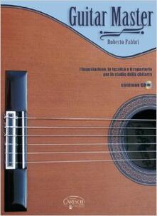 Librisulladiversita.it Guitar master. Con CD Image