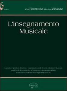 L' insegnamento musicale