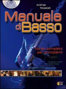 Manuale di basso. Corso completo per principianti. Con DVD.pdf