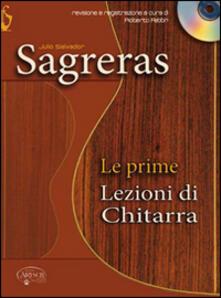 Amatigota.it Prime lezioni di chitarra. Con CD Audio Image