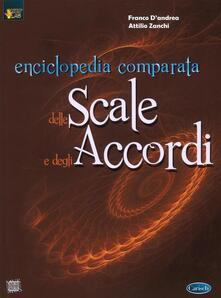 Parcoarenas.it Enciclopedia comparata delle scale e degli accordi Image