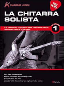 Daddyswing.es La chitarra solista. Vol. 1 Image