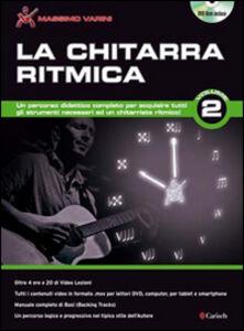 La chitarra ritmica. Con DVD-ROM. Vol. 2