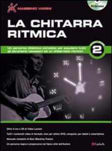 La chitarra ritmica. Con DVD-ROM. Vol. 2.pdf