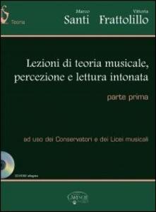 Lezioni di teoria musicale percezione e lettura intonata. Con CD-ROM. Vol. 1.pdf