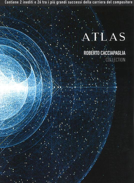 Atlas. The best of - Roberto Cacciapaglia - copertina