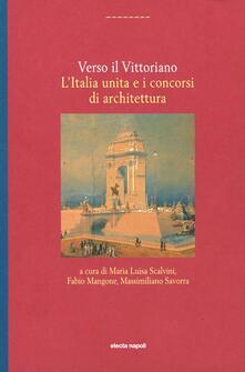 Amatigota.it Verso il vittoriano. L'Italia unita e i concorsi di architettura Image