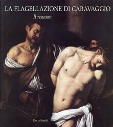 Winniearcher.com La flagellazione di Caravaggio. Il restauro Image