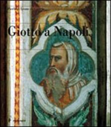 Giotto a Napoli - Pierluigi Leone De Castris - copertina