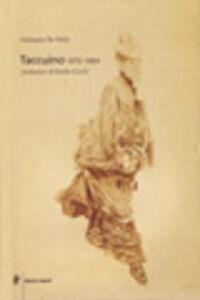 Taccuino 1870-1874