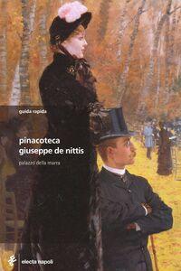 Foto Cover di La pinacoteca De Nittis a Barletta, Libro di Emanuela Angiuli, edito da Electa Napoli