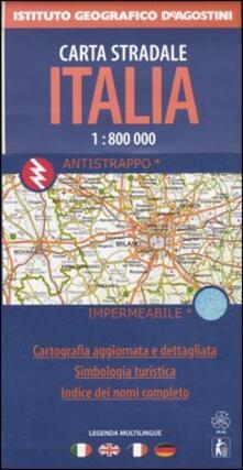 Milanospringparade.it Italia 1:800.000 Image