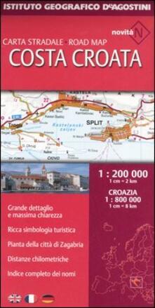 Costa croata 1:200 000. Ediz. multilingue.pdf