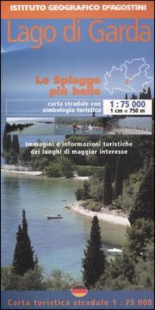 Lago di Garda 1:75 000. Con guida turistica. Ediz. italiana e tedesca.pdf