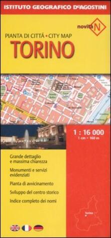Torino 1:16 000. Ediz. multilingue.pdf