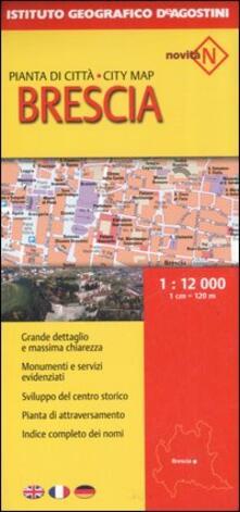 Daddyswing.es Pianta di Brescia 1:12.000 Image