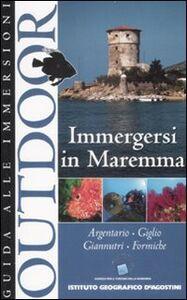 Libro Immergersi in Maremma