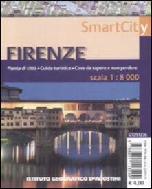 Antondemarirreguera.es Firenze 1:8.000 Image