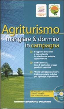 Winniearcher.com Agriturismo 2010. Con CD-ROM Image
