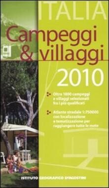 Winniearcher.com Campeggi e villaggi 2010. Italia Image