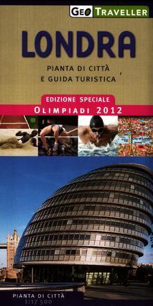 Antondemarirreguera.es Londra. Pianta di città e guida turistica. Olimpiadi 2012 Image
