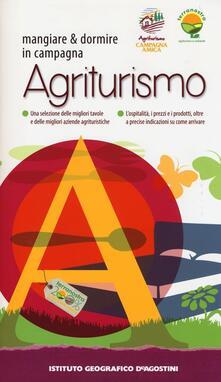 Agriturismo. Mangiare & dormire in campagna.pdf