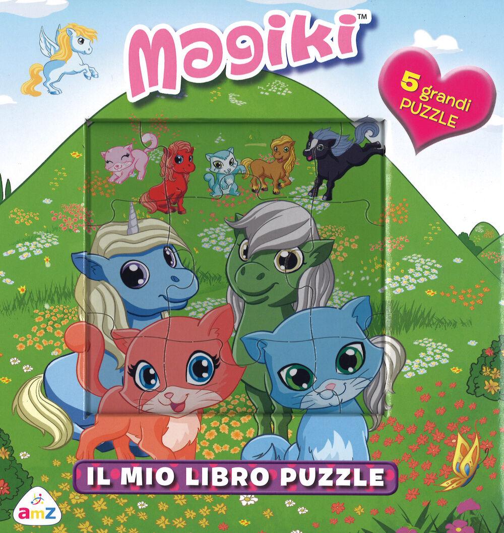 Il mio libro puzzle. Magiki