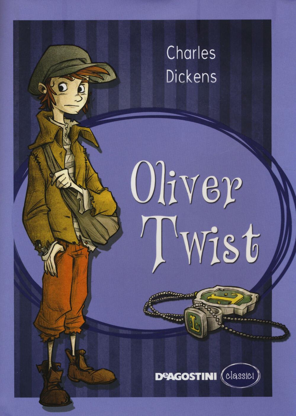 Risultati immagini per oliver twist libro