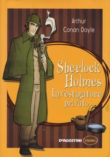Radiospeed.it Sherlock Holmes investigatore privato Image