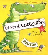 Copertina  Attenti al coccodrillo!