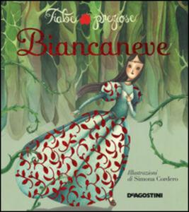 Libro Biancaneve Valentina Deiana , Simona Cordero