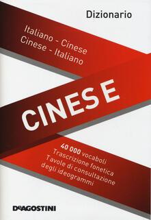 Filmarelalterita.it Dizionario cinese. Italiano-cinese, cinese-italiano Image