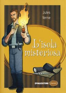 Libro L' isola misteriosa Jules Verne