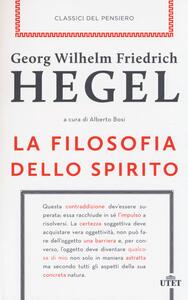 La filosofia dello spirito. Con e-book