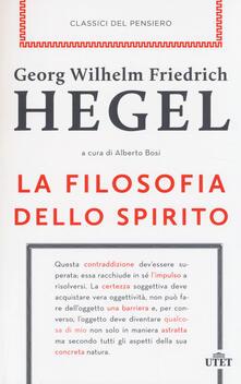 Lpgcsostenible.es La filosofia dello spirito. Con e-book Image