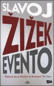 Evento - Slavoj Zizek - copertina