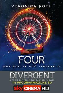 Four - Veronica Roth - copertina
